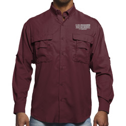 Crusader L/S Pro Fishing Shirt