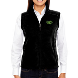 Crusader Ladies' Journey Fleece Vest