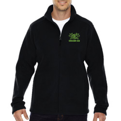 Crusader Dad Journey Fleece Jacket