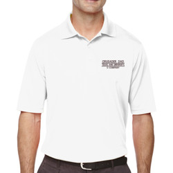 Crusader Dad Origin Performance Polo