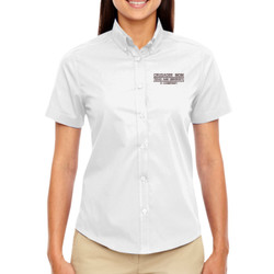 Crusader Mom Optimum S/S Twill Shirt