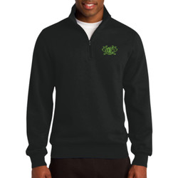 Crusader 1/4 Zip Sweatshirt