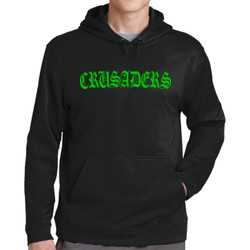 Crusader Unit Hooded Sweatshirt